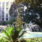 Plaza Gabriel Miró. La plaza más hermosa revive