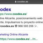 Posicionamiento web SEO para móviles