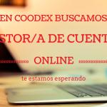 Buscamos gestor/a de cuentas de marketing online
